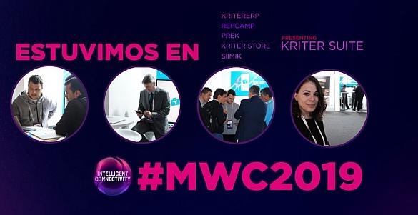 KRITER HA PRESENTADO REPCAMP 3.0, PARTE DE KRITERSUITE, EN EL MWC 2019