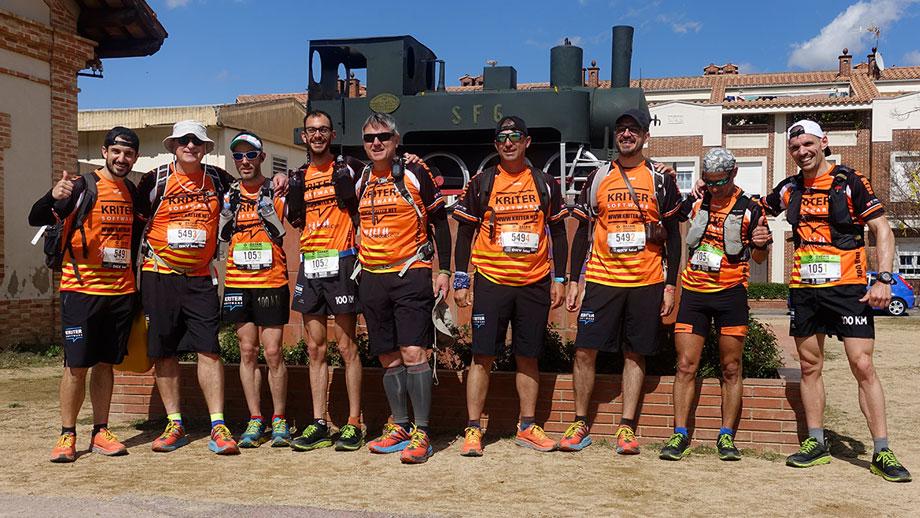 2 equipos KRITER SOFTWARE participamos en la TrailWalker Girona 2019 de Oxfam